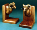 mountain monarch bookends